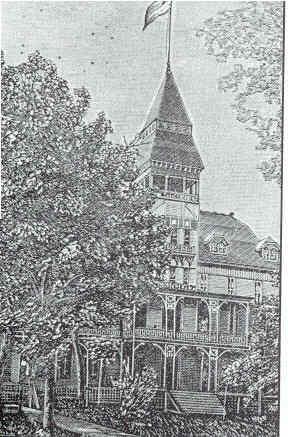 Terrace House Hotel