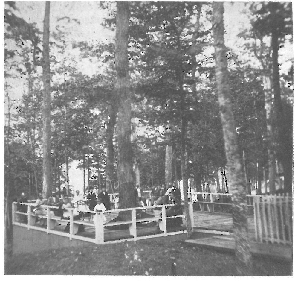 Terrace Park International Camp Ground nearMorristown, NY