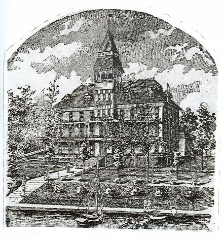 Terrace House Hotel near Morristown, NY