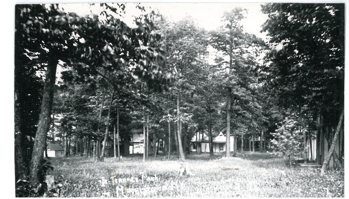 cottages at Terrace Park near Morristown, NY