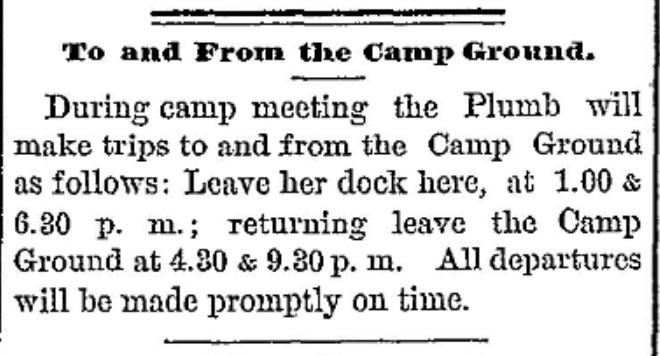 International camp ground methodist 1877