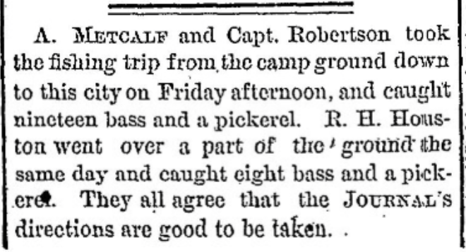 methodist encampment near morristown, ny